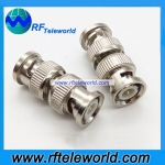 RF coaxial adpter BNC male to BNC male adapter  50? and 75?