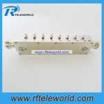 50ohm 10W step variable attenuator 1db step attenuator 1-90db