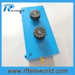 50ohm SMA 70dB 100dB Adjustable attenuator 3GHz 4GHz 6GHz variable attenuators