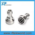 4.3-10 Female Fast plug to N Female Test Adapter