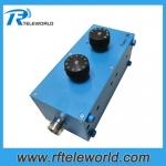 4.3-10 70dB variable attenuators 6GHz step attenuators 50ohm