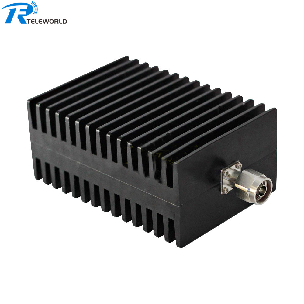 100W RF coaxial attenuators