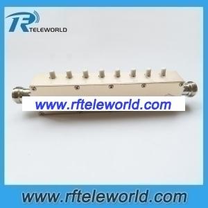 50ohm step variable attenuator 1db step attenuator 1-90db
