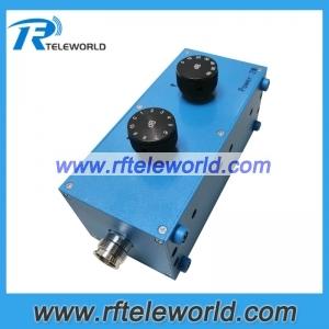 4.3-10 70dB 100dB variable attenuators 3GHz 4GHz 6GHz variable attenuators 50ohm