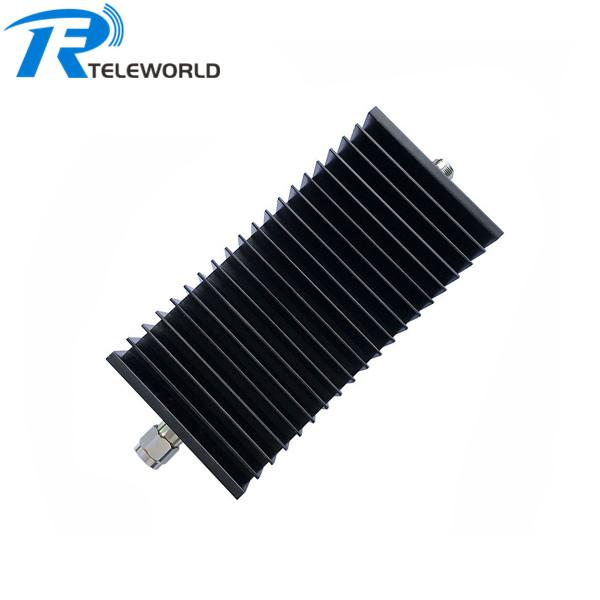 150W RF coaxial attenuators