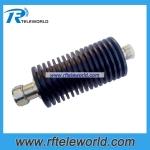 50W 4.3/10 mini DIN RF fixed coaxial attenuator 1dB,3dB.6dB.10dB.15dB.20dB.30dB,40dB,50dB DC-4GHz 50ohm