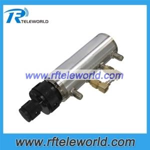 100dB SMA knob variable attenuators 6GHz step attenuators 50ohm