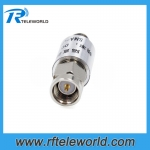 2W SMA coaxial dc block 50V dc isolator 18GHz