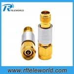 2W 2.92mm RF coaxial fixed attenuator 40GHz 1-30dB