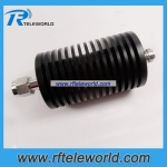 100W N RF coaxial fixed attenuator 1db,3db.6db.10db.15db.20db.30db,40db,50db DC-3Ghz 50ohm