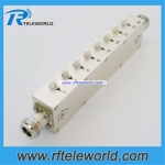 5W TNC step variable attenuator 1db step attenuator 1-90db