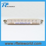 60db Manually stepped variable attenuators N female to female keypress attenuator 50ohm