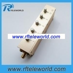 30db SMA variable step attenuator keypress step attenuator 50ohm