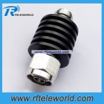 10W rf fixed coaxial attenuator N male to female 1db,3db.6db.10db.15db.20db.30db,40db 3GHz 50ohm