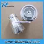 4.3-10 Mini DIN female to 7/16 DIN Female Low PIM Adapter