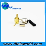 SMA RP-Male Connector For RG316 Cable Crimp style