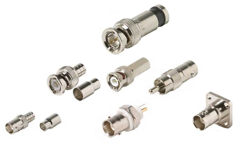 BNC Series Connector