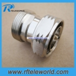 7/16 DIN Male to 7/16 DIN Female Connector Adaptor