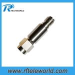 2W 2.92mm stainless steel coaxial fixed attenuator  1-30dB DC-40GHz 50ohm