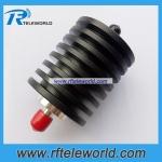 25W SMA  RF coaxial fixed attenuator 1db,3db.6db.10db.15db.20db.30db.40db DC-4Ghz 50ohm
