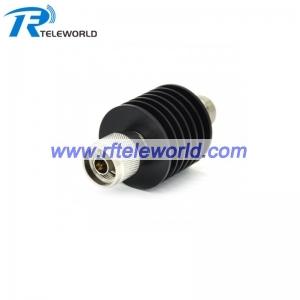50ohm N type 10W 18GHz coaxial attenuator N male to female 1db.2db.3db.5db.6db.10db.20db.30db.40db