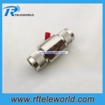Coaxial anttenna Lightning protector(Surge Arrester) DC 3000Mhz N male to male Connector
