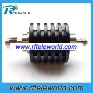 10W SMA coaxial RF attenuator 1db,3db.6db.10db.15db.20db.30db,40db 3Ghz 50ohm
