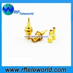 SMA Female Connector For RG316 Cable Crimp Style