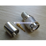 TNC Male Connector For LMR400 Crimp style