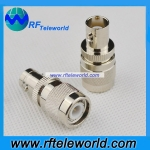 TNC Male to BNC female adapter rf connector