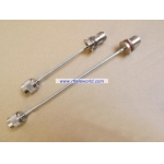 RG402 Semi Flexible Cable Assembly N male to N Female Bulkhead 6Ghz,18Ghz