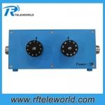 N female 70dB 100dB Adjustable attenuator 3GHz 4GHz 6GHz step attenuators 50ohm